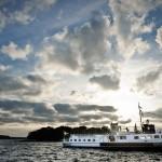 MS/Tranan har fungerat som bokbåt de senaste åren.