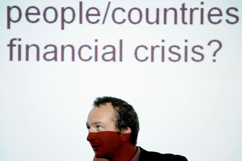 – Jag tror att syd i ett längre perspektiv kommer att klara sig bättre ur krisen än vad väst kunnat förutse, säger Richard King på Oxfam.