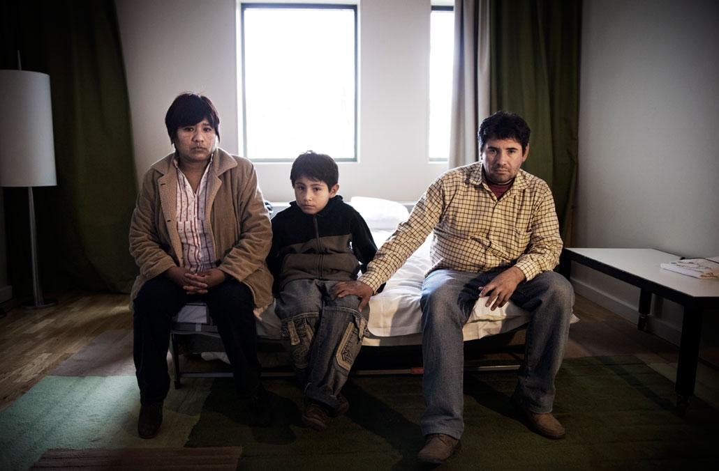 Stadare vanligaste invandrarjobbet