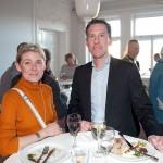 Karin Nilsson, Arbetsförmedlingen och Hans Eriksson, Talentum.