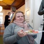 DHR:s ordförande Maria Johansson.