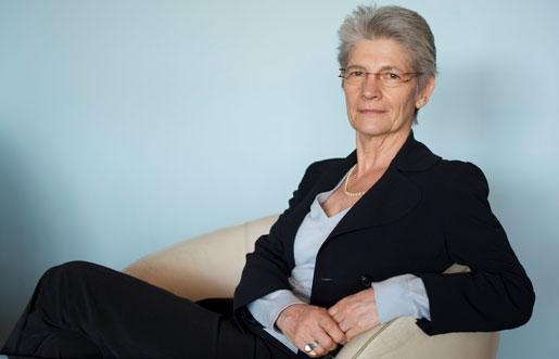 Bernadette Segol, EFS. Foto: Leif R Jansson