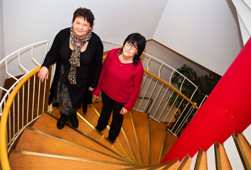 –Vi och Arbetsförmedlingen har olika syn på vem som kan arbeta, säger Marlene Larsson och Madelene Lindqvist. Vi på Försäkringskassan gör en medicinsk bedömning, de ser på arbetsmarknaden. Den skillnaden minskar inte med det nya bedömningsverktyget.
