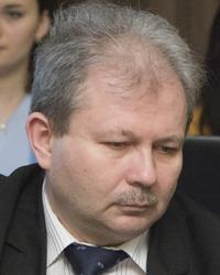Sergej Kondriuk, vice ordförande i FPU.