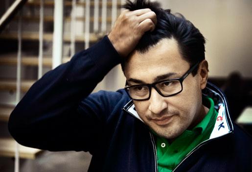 Jobbfabrikens vd Ivan Daza fortsätter tjäna bra på att sysselsätta arbetslösa, men han svarar inte när Arbetet försöker kontakta honom. Bilden togs vid ett tidigare tillfälle.