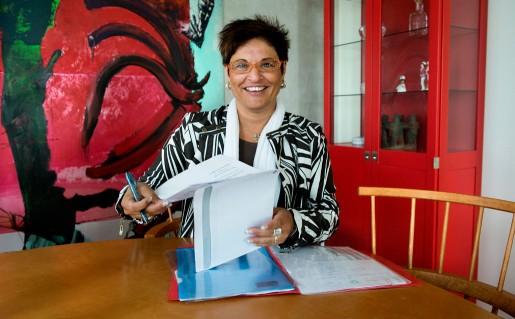 Kravet på att få återhämta sig när arbetstiden förlängs gäller både arbetsmiljö och patientsäkerhet, förklarar Sineva Ribeiro.