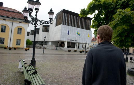 Anders blev av med jobbet som miljöinspektör i Nyköpings kommun. Arbetsgivaren sade att han var psykiskt sjuk.