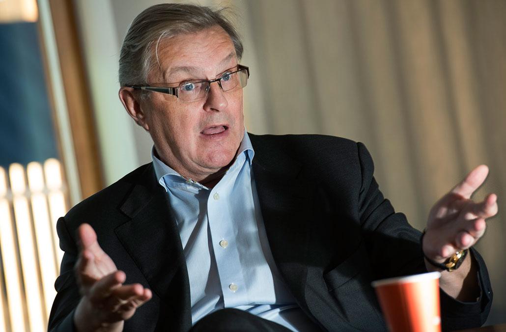 Christer Ågren, Svenskt Näringslivs vice vd, invänder mot det mesta i kraven från LO och Facken inom industrin.