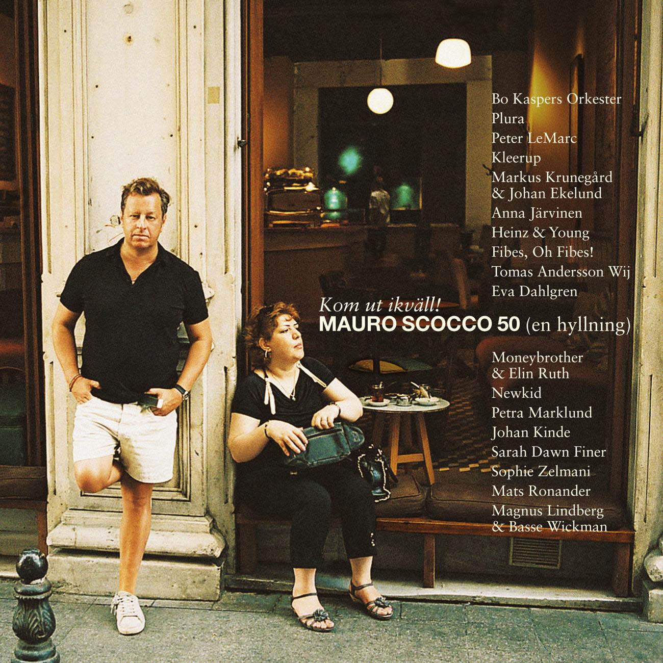 scocco 50 år Veckans CD: Kom ut ikväll! Mauro Scocco 50 (en hyllning) – Arbetet scocco 50 år