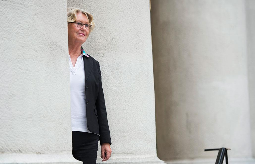 Lärarlönerna borde vara högre. Det är ett misslyckande, konstaterar Metta Fjelkner när hon nu tar ett steg tillbaka och lämnar ordförandeposten i LR.