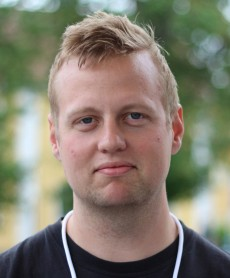 Robert Karlsson. Foto: Johanna Wreder