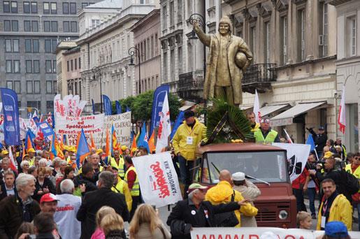 Foto: NSZZ Solidaritet