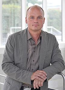 Håkan Svärdman, välfärdsanalytiker på Folksam