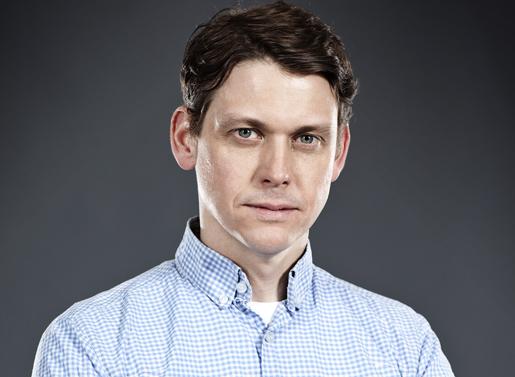 Unionens förhandlingschef Niklas Hjert