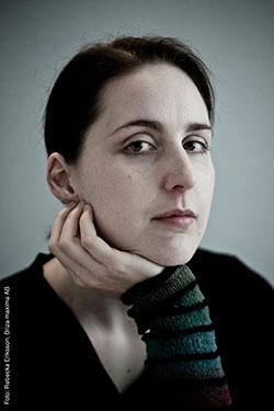 Karin Tidbeck. Foto: Rebecka Eriksson
