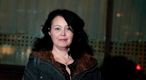 Angelin Olsson de Groat. Foto: Pontus Lundahl