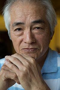 – Tidigare var livstidsanställningar det mest effektiva, minns pensionären Yoji Inamura. Foto: Christina Sjögren