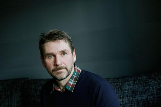 Roger Fält är ombudsman på Vision. Han berättar hur socialsekreteraren behandlades av sin arbetsgivare,  Krokoms kommun.Foto: Mats Andersson
