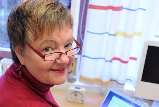 Maria Steinberg, expert på arbetsmiljörätt. Foto: Conny Sillén