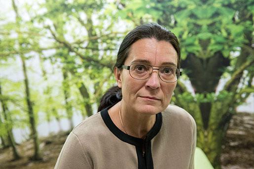 – Utan miljörörelsen hade utvecklingen inte gått så snabbt som den ändå gjort, säger Carina Håkansson, och beklagar att samarbetet med bland annat Naturskyddsföreningen inte är lika aktivt som förr. Foto: Leif R Jansson