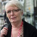 Ann-Christin Malmgren. Foto: Fredrik Sandberg