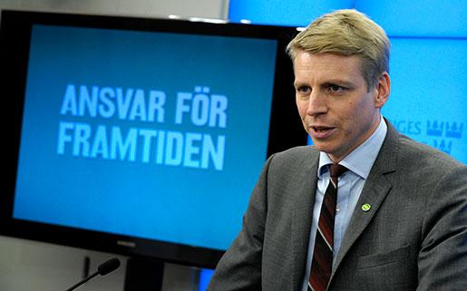 Per Bolund. Foto: Janerik Henriksson