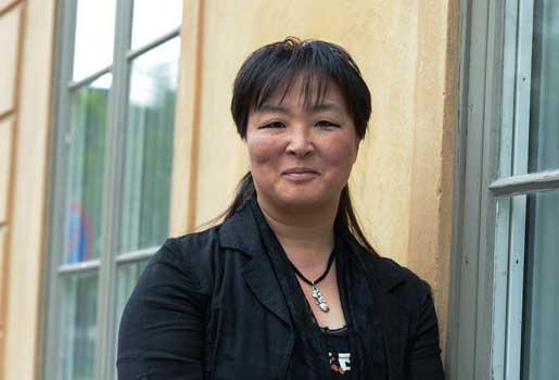 Yoomi Renström tror på offensiva satsningar. Foto: Bertil Ericson