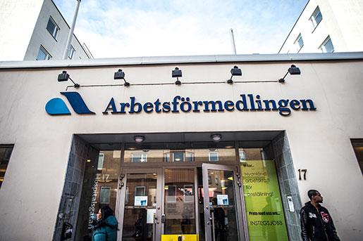 Myndighet med dåligt rykte. Foto: Yvonne Åsell