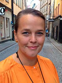 – Att kräva kollektivavtal har vi inte diskuterat, säger FRII:s generalsekreterare Maria Ros Jernberg