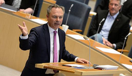 Jan Björklund. Foto: Pontus Lundahl