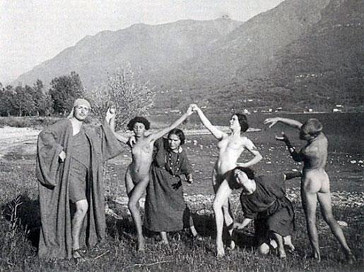 Fri kärlek, nudism, vegetarisk mat, ett naturnära liv. Det var idealet för dem som startade kollektivet Monte Verità kring år 1900.