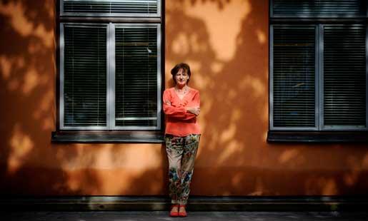 Annelie Nordström, Kommunals ordförande, är trött på att inget händer. Förbundets nya valtaktik är att driva en egen linje och frigöra sig från Socialdemokraterna.  Foto: Annika af Klercker