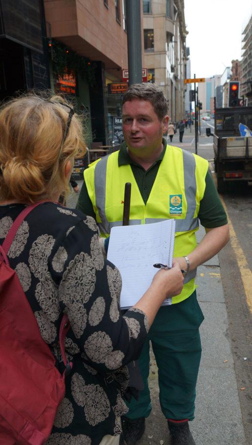 Paul Martin ska rösta ja. Foto: Staffan Sonning