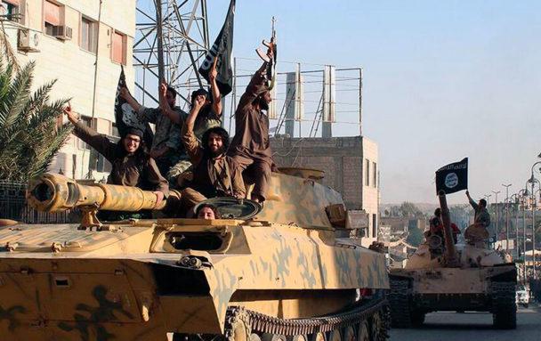 Islamiska staten har skördat segrar i både Syrien och Irak, och har lockat många före detta irakiska soldater.Foto: Okänd