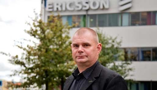 –Arbetsgivarna tänker långsiktigt. På sikt försvagas klubbarna, anser Per Holmberg, ordförande för Unionen på Ericsson.Foto: Adam Ihse