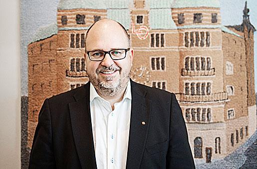 Karl-Petter Thorwaldsson. Foto: Fanni Olin Dahl