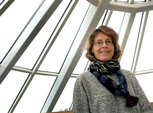Agneta Carlsson har den nya posten som samordnare för Arbetsförmedlingens arbete mot felaktiga utbetalningar, men ser sig inte som ytterst ansvarig för att det inte blir felaktiga utbetalningar.Foto: Janerik Henriksson