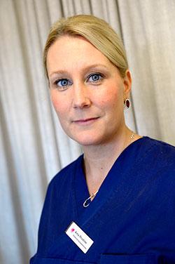 – Den skillnad jag märker personligen är att jag fick bättre lön när jag bytte från landstinget, säger sjuksköterskan Anna Rhodiner.