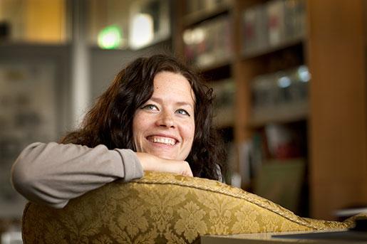 Liv Strömquist. Foto: Ola Torkelsson