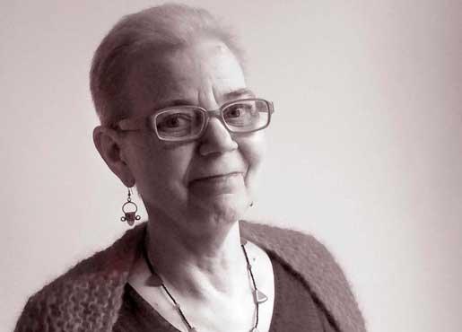 Helena Johanson. Foto: Maria Söderberg