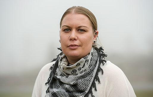 Sofie Dahlqvist. Foto: Janerik Henriksson