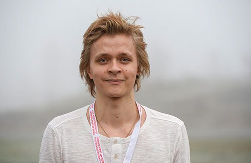 Tobias Henrikssson. Foto: Janerik Henriksson