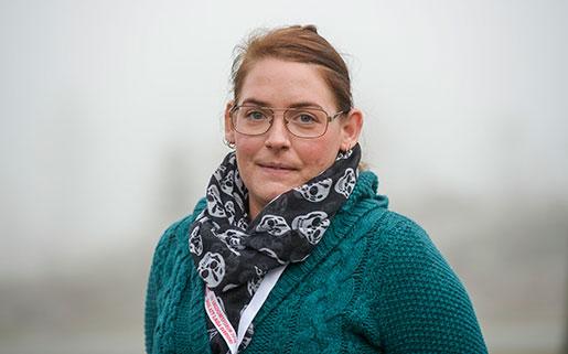 Julia Brännlund. Foto: Janerik Henriksson