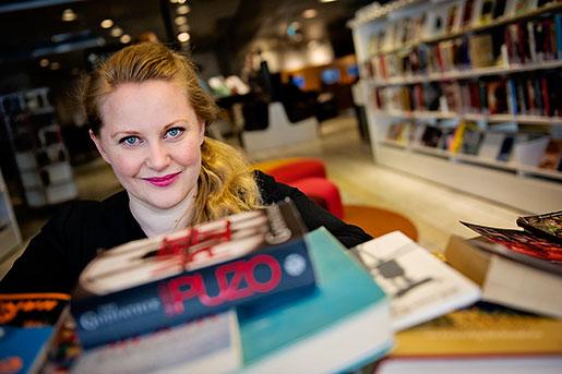 Jenny Lindh. Foto: Erik Mårtensson