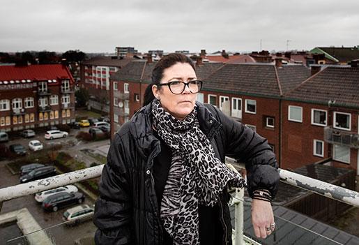 – Som kvinna får jag ta betydligt mer  än mina manliga kollegor, säger Christel Niby.Foto: Ola Torkelsson