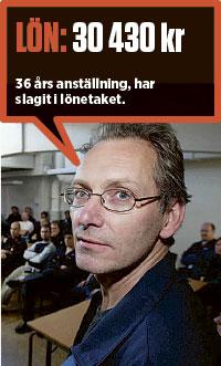 Jan-Olov Carlsson. Foto: Patrick Trägårdh