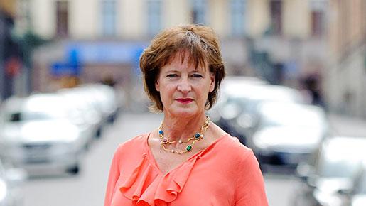 Annelie Nordström. Foto: annika Af Klercker