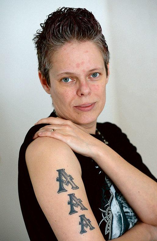 Mia Henriksson. Foto: Janerik Henriksson