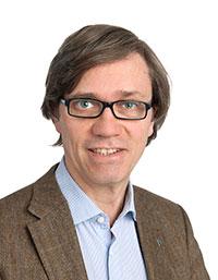 Jonas Frycklund, ekonom på Svenskt Näringsliv.