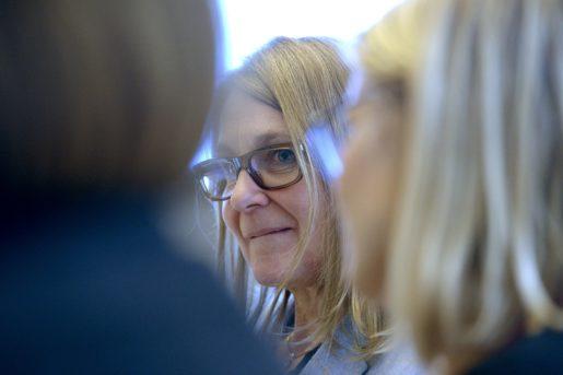 Regeringens utredare Anna Middelman. Foto: Janerik Henriksson